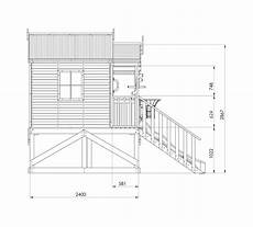 free cubby house plans harrys hideout cubby house australian made backyard