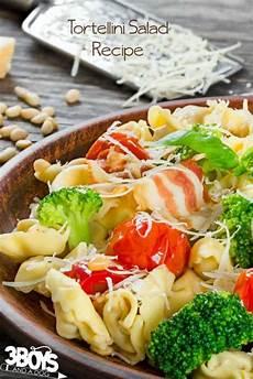 Tortellini Salat Rezept - tortellini salad recipe 3 boys and a
