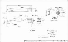 Co2 Car Designs Blueprints by Co2 Dragster Jacob Bloom S Portfolio