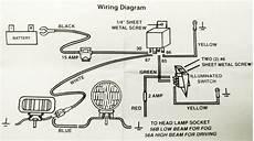 wiring harness relay hella piaa bosch kc fog lights b4