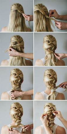 Hairstyle Step By Step