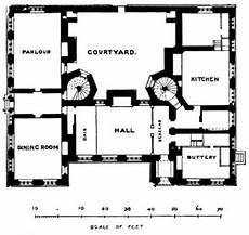 image result for plan of a medieval manor house floor
