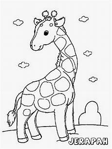 Gambar Ular Kartun Hitam Putih Gambar Gokil