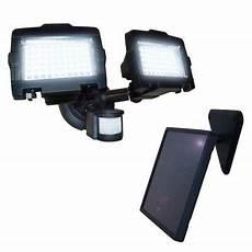 nature power black outdoor solar motion sensor 120 led security light
