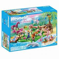 Playmobil Malvorlagen Unicorn Playmobil 70167 Fairies Unicorn Island Smyths Toys