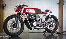 Honda Cafe Racer Parts honda cb550 cafe racer way2speed