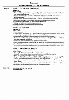 resume for sales executive 6 sales executive resume sles exles download now