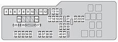 2004 Toyotum Camry Fuse Diagram by 2005 Camry Fuse Diagram Wiring Diagram
