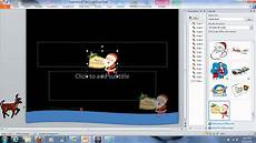 card template animation how to make simple animated e card using powerpoint