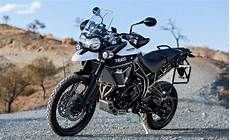 2015 triumph tiger 800 xrt and xca announced motorcycle