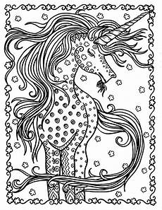 mandala coloring pages unicorn 17978 unicorn instant coloring pages coloring etsy