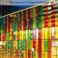 transparent farbige klebefolie f 252 r glasoberfl 228 chen