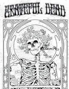 736x951 great exciting grateful dead coloring pages print