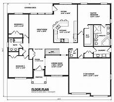 canadian bungalow house plans i love the onsuite the laundry and the kitchen canadian
