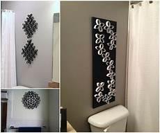 bathroom wall ideas decor 10 creative diy bathroom wall decor ideas