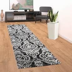 wohnzimmerteppich grau designer teppich moderne orient muster 3d