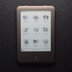 tolino shine front light e book ebook reader e ink 6 inch