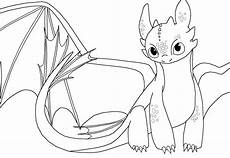 the best free toothless coloring page images