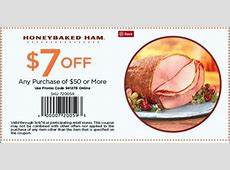 honey baked ham coupon 2019 printable