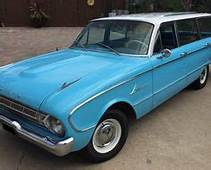 Hemmings Find Of The Day – 1961 Rambler Cross Countr