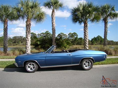 1970 Malibu Convertible