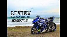 Modifikasi R15 V2 by Yamaha R15 V2 Modifikasi