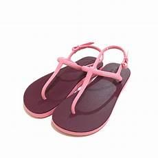 jual sandal fipper strappy purple pink di lapak sandal fipper sandalfipper