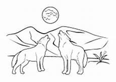 Malvorlage Wolf Einfach Malvorlagen Wildtiere Elefant L 246 We Tiger Reh