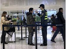 airports checking for coronavirus