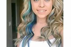 30 pretty blue hairstyles for pretty designs