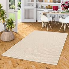 teppich natur in outdoor teppich flachgewebe natur panama beige creme