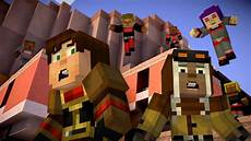 minecraft story mode episode 7 mind minecraft story mode episode 7 access denied now available