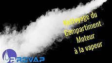 Nettoyage Moteur Voiture 224 La Vapeur