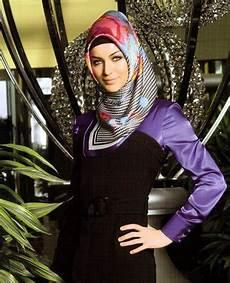 Indonesia Pro Gaya Cantik Dengan Jilbab Turkey