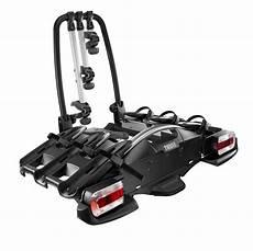 thule velocompact 3 927 towbar bike carriers