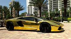 first gold plated lamborghini aventador lp700 4 better