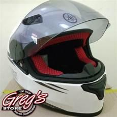 Modifikasi Helm Yamaha Vixion by Jual Helm Yamaha Vixion Fullface Hitam Murah