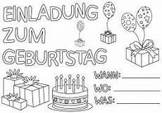 Malvorlage Geburtstag Kinder Geburtstag Ausmalbilder Ausmalbilder F 252 R Kinder