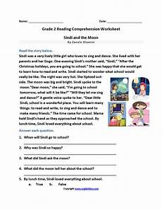 reading worksheet 2nd grade world of reference
