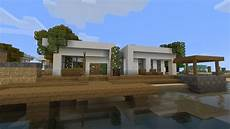 Simple Modern House Tutorial 1 Town Project