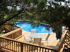 Attractive Above Ground Pool Designs Patio Ideasstylish Hues Accentuate Modern Kitchen Designs Neutral Colors