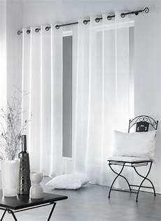 Voilages Salon Voilage Blanc Salon En 2019 Rideaux
