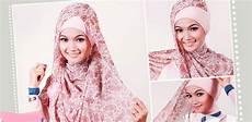 Gaya Jilbab Segi Empat Syari Anime Obsessed