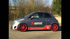 dia show tuning tvw car design fiat 500 abarth
