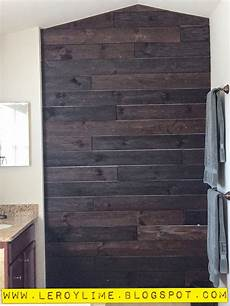Mauer Aus Holz - leroylime diy wood wall
