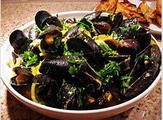 creamy saffron mussels_image