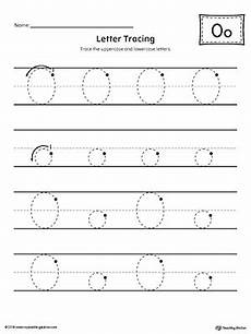 letter o tracing worksheets preschool 23921 trace letter o and connect pictures worksheet myteachingstation