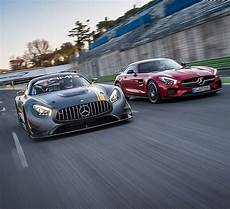 Mercedes Amg Gt3 - all out attack the new mercedes amg gt3