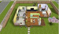 sims freeplay house plans sims freeplay yellow themed house sims house sims house