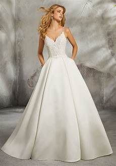 luella wedding dress style 8272 morilee